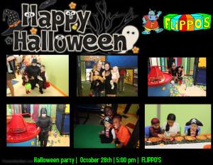 Flippos Happy Halloween 2016