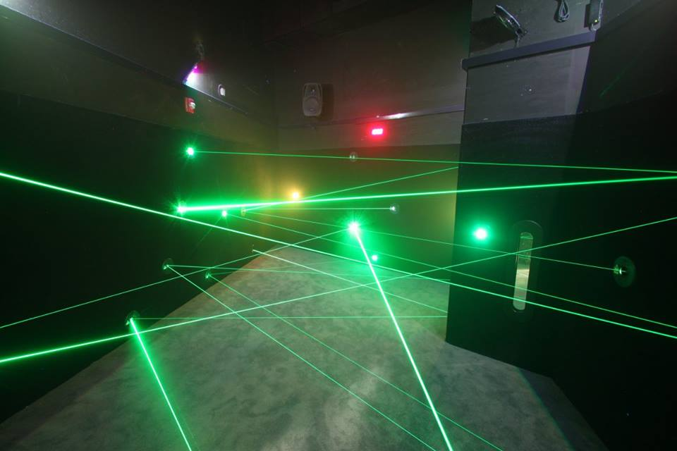 Flippo's Laser Maze