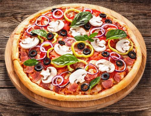 Friday Frenzy Pizza