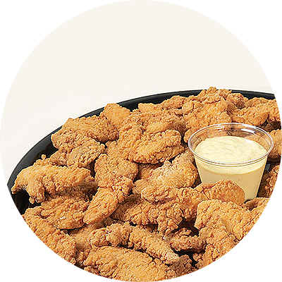 Chicken Tenders Platter