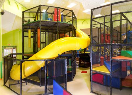 Flippos Main Playground