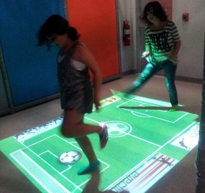 Jungle Activity Floor