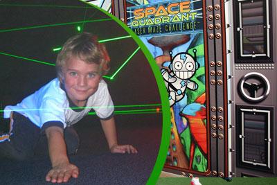 Laser Maze Fort Lauderdale