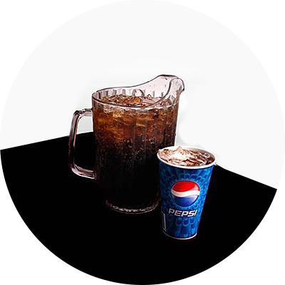 Pitcher of  Soft Drinks (serves up to 5 people)